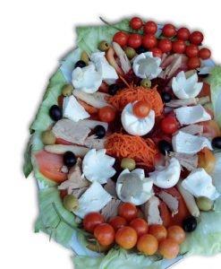 Ensalada Completa de Tomate