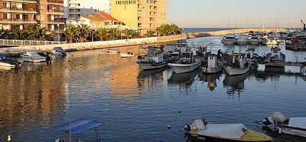 puerto de el Perelló