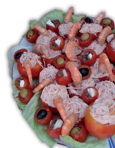 Cocktail de tomate 2
