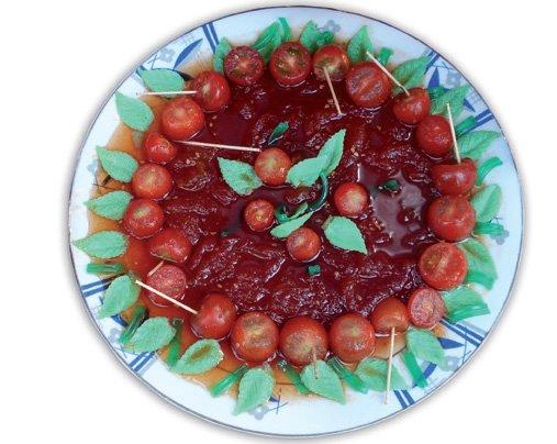 Confitura de tomate 2